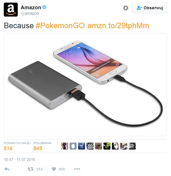 Pokemon GO - Amazon