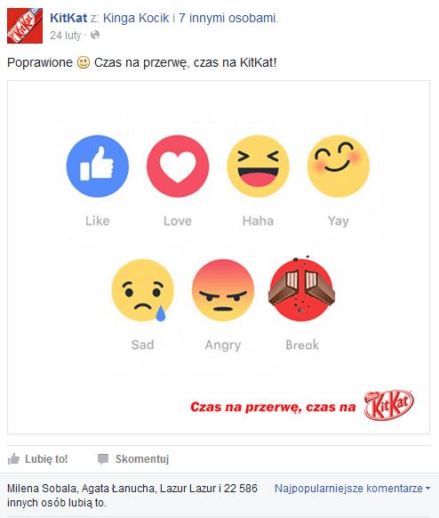 akcja KitKat - RTM