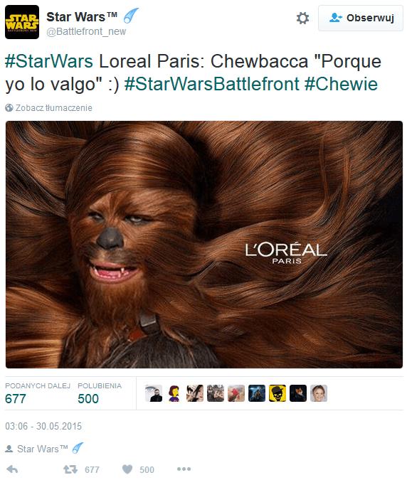 Loreal - RTM - Star Wars