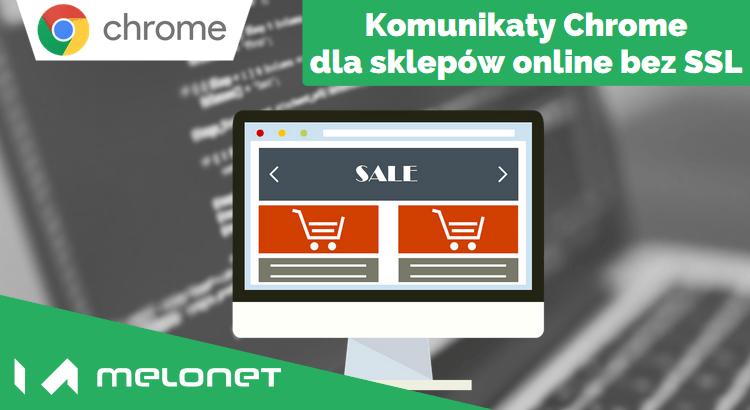 Certyfikat SSL dla sklepu i Chrome
