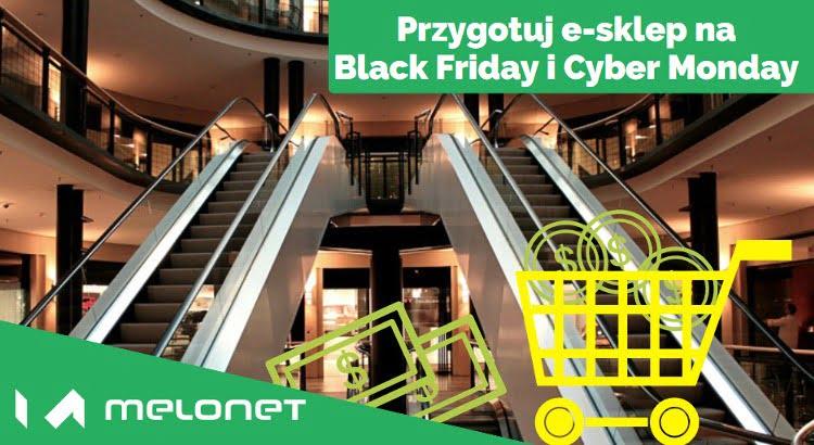 Black Friday i Cyber Monday w polskich sklepach online